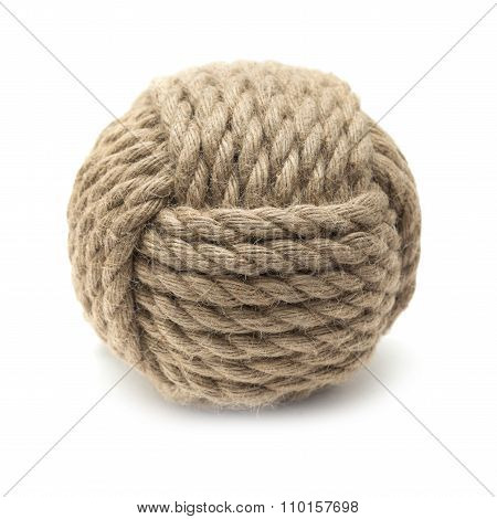 Monkey Fist Ornamental Knot