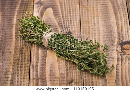 Bunch Of Rosemary Herb