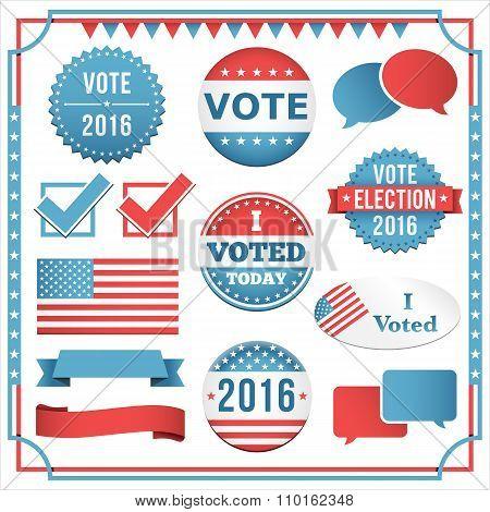 Election Element Set