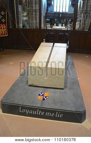 Tomb of King Richard III