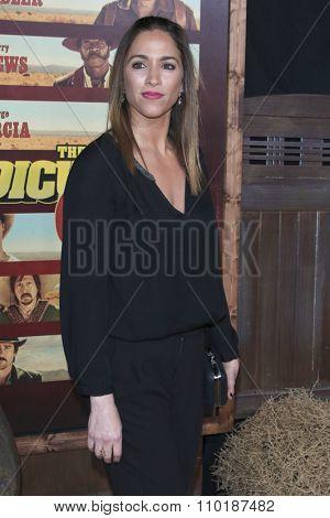 LOS ANGELES - NOV 30:  Julia Wolov at the