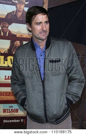 LOS ANGELES - NOV 30:  Luke Wilson at the