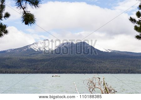 Diamond Lake, Oregon
