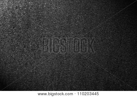 Black Steel Background