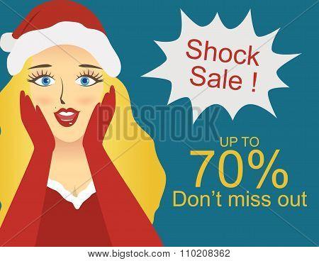 Shock Sale