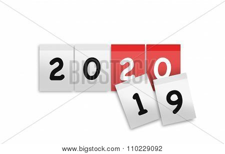 new 2020 year