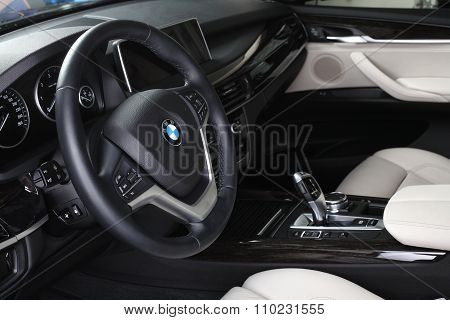 Car Interior Light-dark Tones