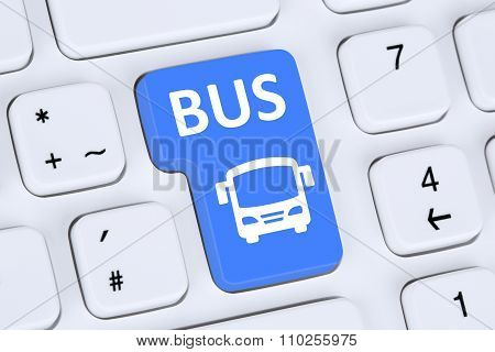 Book A Bus Or Coach Online Internet Booking Computer