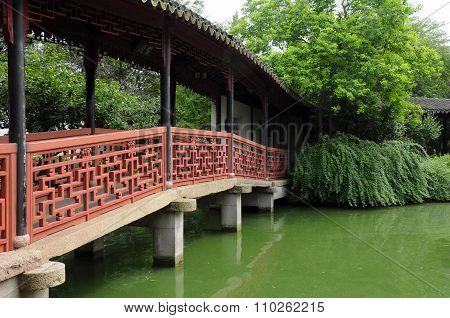 Tongli Pearl Pagoda Bridge