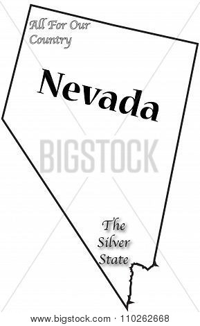 Nevada State Motto And Slogan