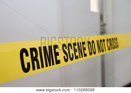 Crime Scene Do No Cross