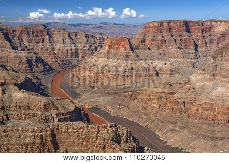 Colorado River And Grand Canyon, Nevada, United States