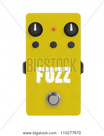 Guitar Effect Pedal - Stomp box -  Fuzz