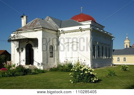 Kolomna, Russia - Jule, 2014: St. Nicholas Church ( Church Of St. Nicholas The Living Room) In The T