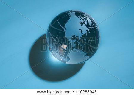 Global Communications.