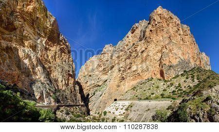 Caminito Del Rey Panorama