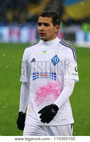 Derlis Gonzalez Of Dynamo Kyiv