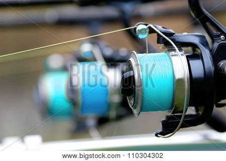 Fishing Reels Detail