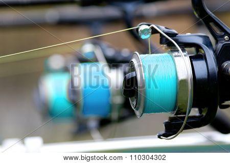Fishing Reels Detail