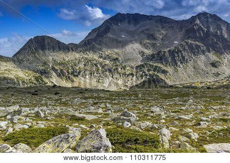 Amazing Landscape of Kamenitsa peak, Pirin Mountain