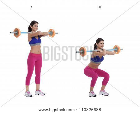 Back Barbell Squat