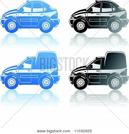 illustration of  car.