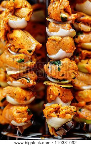 Home Shish Kebab