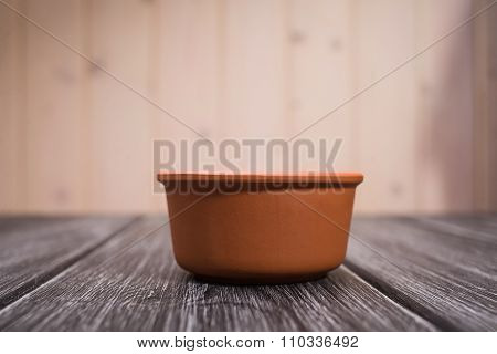 One Ceramic Beautiful Bowl