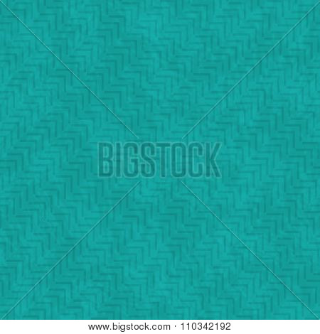 Teal Geometric Design Tile Pattern Repeat Background