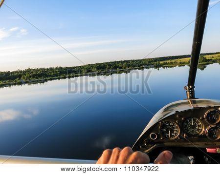 hangglider piloting