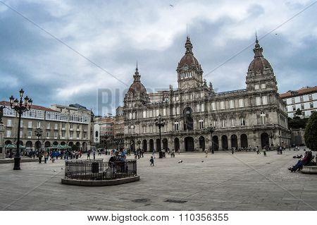 Square Maria Pita
