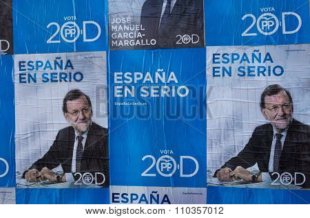 Spanish 2015 Elections