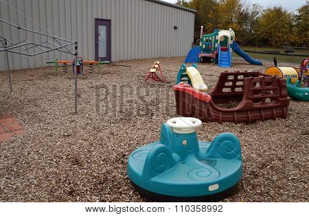 Shelby Scholars Daycare Playground