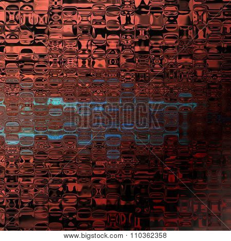 Translucent glass tiles