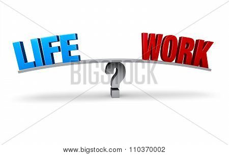 Choosing Life Or Work Balance