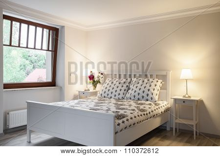 Light And Cozy Bedroom
