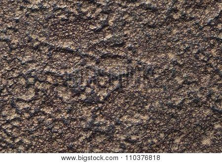 Cast iron texture