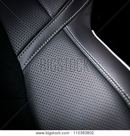 Leather Car Seats.