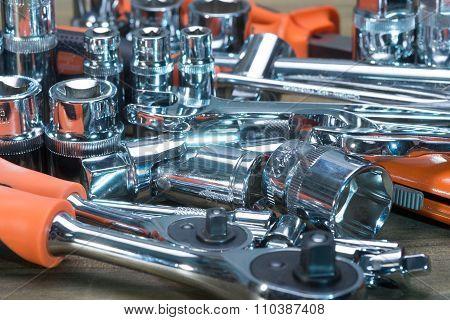 Bench Tools For Car Repair