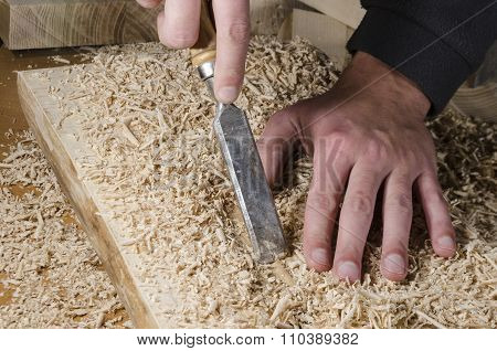 Joinery Tools - Chisel