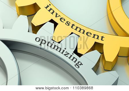 Investment And Optimizing Concept On The Gearwheels