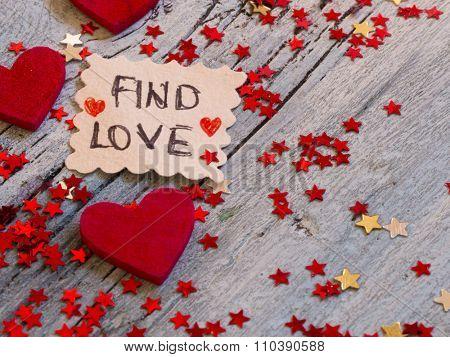 Find Love wish