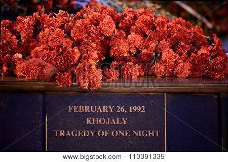 Khojaly Tragedy of One Night February 216, 1992