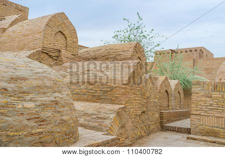 The Old Tombs