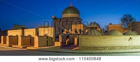 Evening Khiva