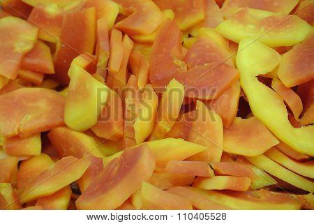 Papaya Pickled