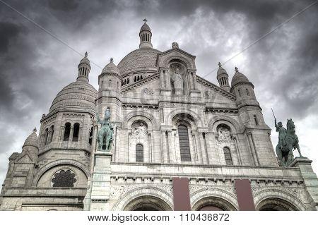 Montmartre Paris.