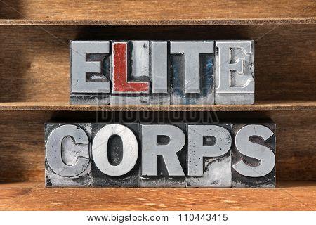 Elite Corps Tray