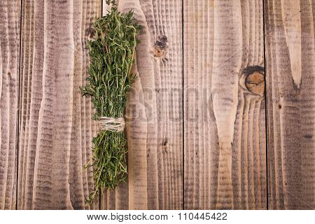 Herbal Condiment Aromatic Rosemary