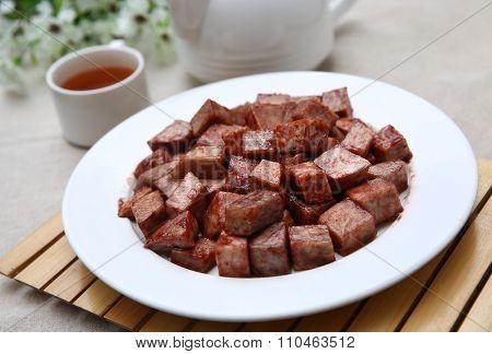 Chinese food taro